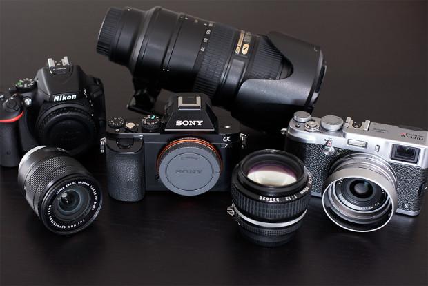Fotoausruestung